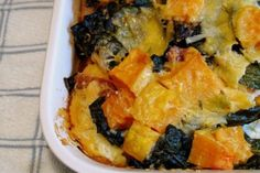 SquashPudding | 33 Thanksgiving Sides To Make Your Guests Grateful and Your Stomach Satisfied