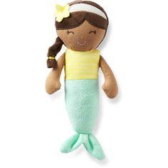 Carter's Mermaid Doll | Mermaid Doll Carter's - Polyvore