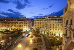 Best Cheap Places to Travel - Affordable Vacations 2016 Thessaloniki - Grecia Cheap Places To Travel, Places To Visit, Greece Tours, Affordable Vacations, World Pictures, Life Is A Journey, Thessaloniki, Discount Travel, Travel And Leisure