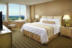 Partial Ocean View Guest Room, Queen Kapiolani Hotel #Hawaii #Waikiki #AquaHotels