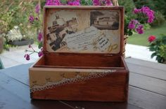 Chests & Boxes | Anna Decoupage | Page 2