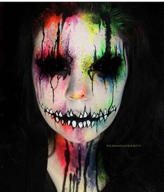 These are the best Halloween makeup tutorials on the Internet.