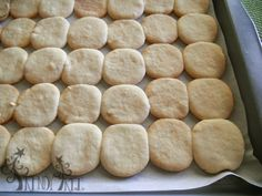 The best (and easiest) Tea Cakes Recipe (or tea cake cookies recipe) is here! You will feel like you are right in the South after making and serving these, not to mention eating them. Tea Cake Cookie Recipe, Tea Cake Cookies, Cookie Recipes, Dessert Recipes, Recipe For Tea Cakes, English Tea Cookies Recipe, Cookie Desserts, Old Fashioned Tea Cakes, Old Fashioned Recipes