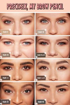Set 2 pcs Beauty Peel-off Eye Brow Tattoo + Eyebrow Pencil Benefit Cosmetics, Benefit Makeup, Beauty Care, Beauty Hacks, Beauty Skin, Diy Beauty, Beauty Ideas, Beauty Secrets, Beauty Guide