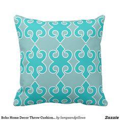 30% OFF Boho Home Decor Throw Cushions _ Pillows come in many colors shapes and fabrics.  Feel Good Fashion & Living® by Marijke Verkerk Design. www.marijkeverkerkdesign.nl