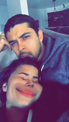 Demi and Wilmer on snapchat 20th February 2016