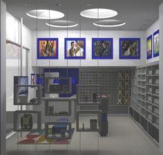 Comercio - Galeria de Projetos Promob