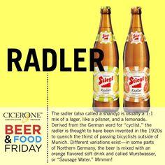 Origin of the Radler 1920s Food, Shandy, Thing 1, Hot Sauce Bottles, Craft Beer, Lemonade, Inventions, Words, Home Brewing