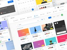 21th Collection is out! 20 Beautiful UI/UX & Website Inspirations.