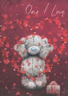 Super Ideas For Funny Happy Birthday Images Valentines Day Teddy Bear Images, Teddy Bear Pictures, Images For Valentines Day, Valentine Day Love, Bear Valentines, Tatty Teddy, Cute Images, Cute Pictures, Teddy Beer
