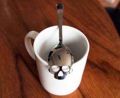 #skull #spoon