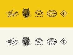 Saved by Jessie Jay Mademann (jessiejaytlp). Discover more of the best Heritage, Classic, American, Branding, and Design inspiration on Designspiration Brand Identity Design, Graphic Design Branding, Logo Branding, Restaurant Branding, Typographie Logo, Web Design, Badge Logo, Retro Logos, Badge Design