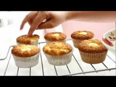 Video Receta: Cupcakes de Limón y Merengue (Lemon Pie Cupcakes)