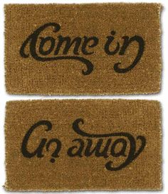 Dump A Day Creatively Original Door Mats - 24 Pics