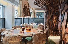 Eccentric 'New Hotel' Athens Interior Design 1