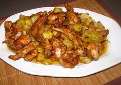Photo Spanish Kitchen, Chicken Wings, Bacon, Beef, Breakfast, Food, Koh Tao, Spanish Recipes, Popular