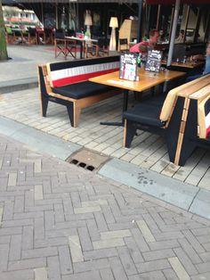 Lounge omgeving cafes