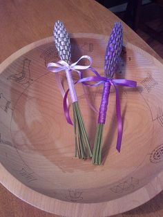 Make Lavender Wands and Enjoy the Fragrance of Summer All Year Long