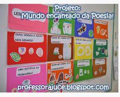 Aprender Brincando: Projeto Poesia para Educação Infantil