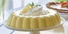 It's like a light, lemony heaven. The Jelicious Lemon Chiffon makes a beautiful (and yummy!) dessert for brunch.