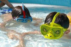 T-Chompz and Shark Attax Masks