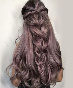 19 Modern Hairstyles for Thick Hair: #17