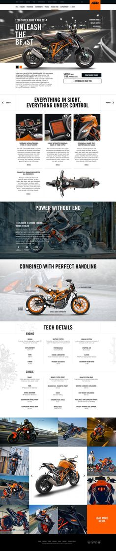 KTM.com by Dann Petty