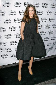 SARAH JESSICA PARKER'S BEST LOOKS
