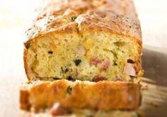 Cake au comté et jambon - Recettes - Cuisine française
