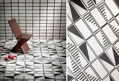 Cement Tile Collection by Commune for Exquisite Surfaces.