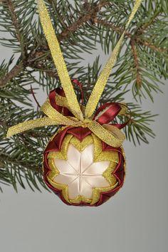 Unbreakable Christmas ball