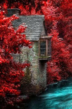 River House, England …