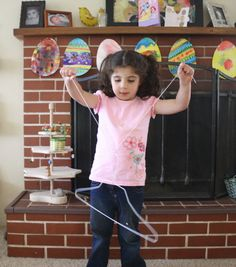 Exploring sound: what will it sound like? All you need is a coat hanger and string, easy.