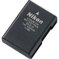Nikon EN-EL14 Rechargeable Li-Ion Battery for Select Nikon DSLR Cameras (Retail Package)