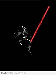 Smoking Vader