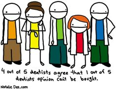 Teeth should last you an entire lifetime, it is therefore crucial for you to manage them. Dental health is an easy matter to attain. Dentist Humor, My Dentist, Best Dentist, Teeth Health, Dental Health, Oral Health, Lab Humor, Funny Humor, Funny Stuff