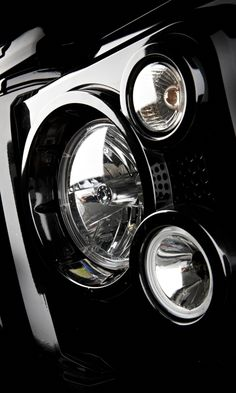 BMG Thor Edition LR Defender headlights