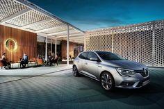 Renault MEGANE IV plus qu'une voiture  #design #car #renault #voiture #automobile #france