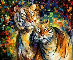 20 Colourfull Paintings of Artist Leonid Afremov (16)