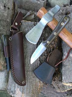 Nice bush tools