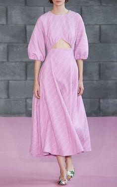 Emilia Wickstead Look 16 on Moda Operandi