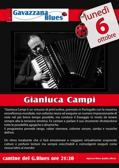 Gavazzana #blues #distrettodelnovese http://www.distrettonovese.it/index.php?method=section&action=zoom&id=51327