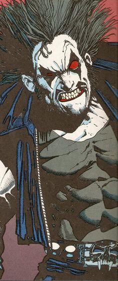 Lobo - DC Comics