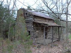 old log cabins | Old Log Cabin | Flickr - Photo Sharing!