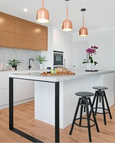 70 Majestic Copper and Rose Gold Kitchen Themes Decorations
