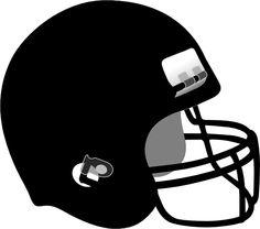 football helmet with roadrunner bird logo | Football Helmet clip art - vector clip art online, royalty free ...