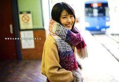 埋め込み画像への固定リンク Arimura Kasumi, Beautiful Women, Japanese, Actresses, Crochet, Color, November, Lemon, Live