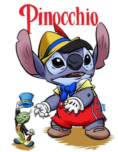 Lelo And Stitch, Lilo Et Stitch, Crab Stitch, Disney Artwork, Disney Drawings, Stitch Cousins, Walt Disney, Stitch Character, Stitch Drawing