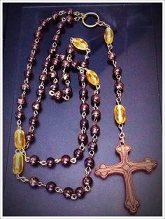 Bucket list: pray the rosary every day for a year
