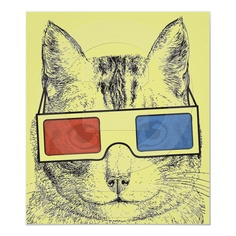 el ve peliculas en 3D
